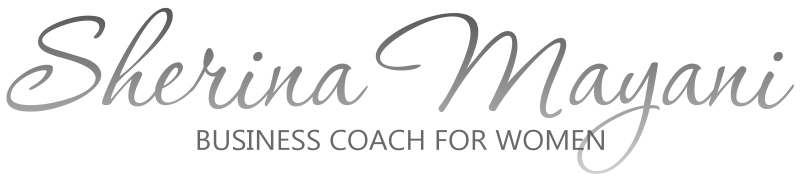 6 Month Coaching Program with Sherina Mayani